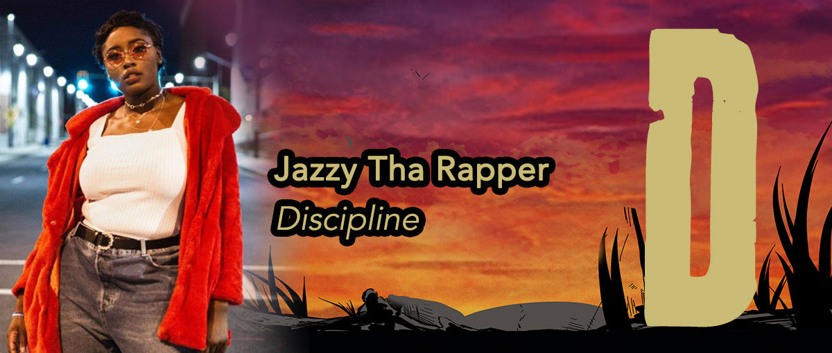 Jazzy Tha Rapper performs on the Lesson Discipline on the C.L.O.U.D.D.S. 7 Music Ep by Omniv8rse Entertainment