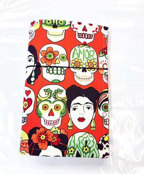 Frida Sugar Skull Journal
