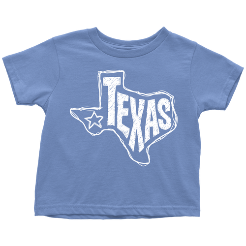 Toddler Texas T-Shirt