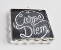 Carpe Diem Necklace | Quote Jewelry | Positive Jewelry