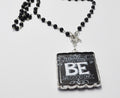 Be A Good One | Positive Jewelry | Glass Pendant Necklaces