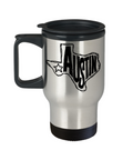Austin,Texas Travel Mug