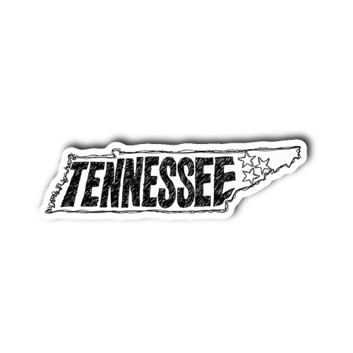 Tennessee Sticker