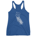 California Women's Tank Top