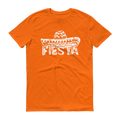 Fiesta Short Sleeve T-Shirt (White Graphic)