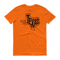State of Texas Short Sleeve T-Shirt