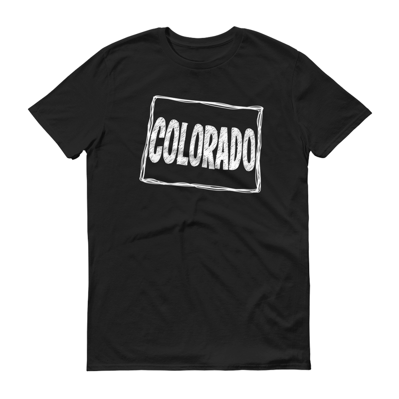 Colorado Short Sleeve T-Shirt