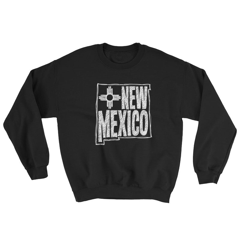 New Mexico Sweatshirt (White Text)