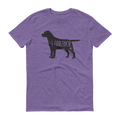 Labrador T-Shirt, Labrador Dog Breed Tee, I Love My Labrador, Lab T-Shirt