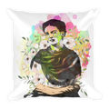 Frida Artsy Square Pillow