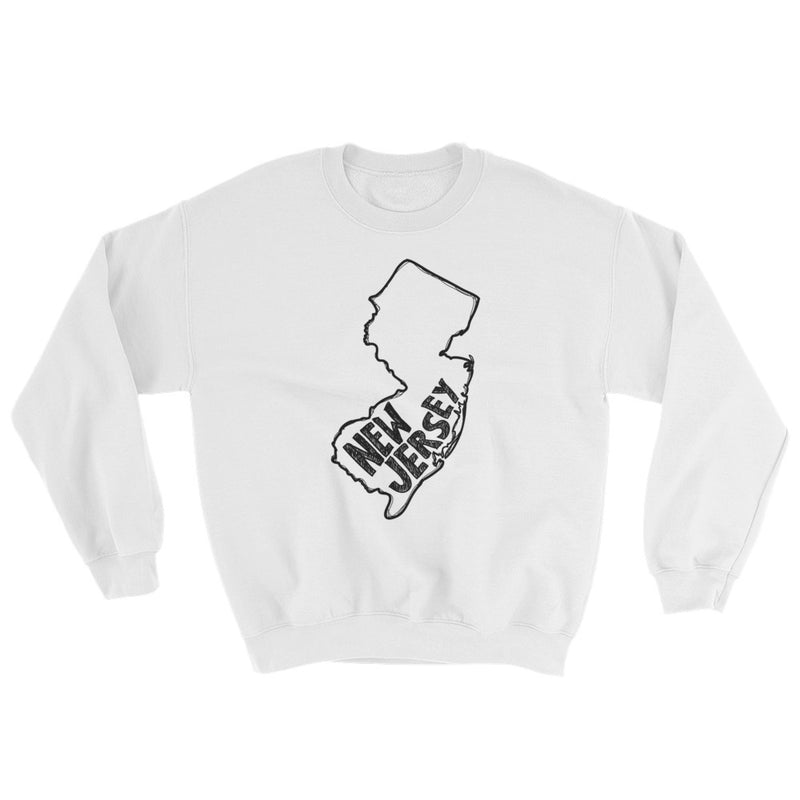 New Jersey Sweatshirt (Black Text)