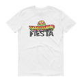 Fiesta Short Sleeve T-Shirt (Colored Graphic)