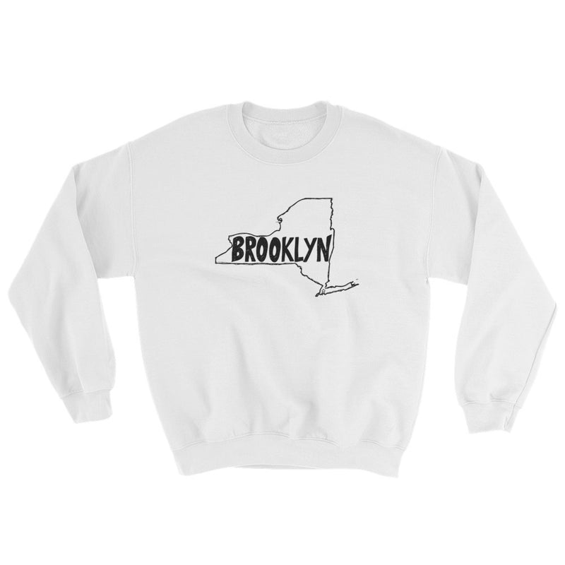 Brooklyn Sweatshirt (Black Text)