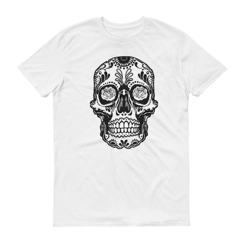 Sugar Skull T-shirt, Day of the Dead, Dia de los Muertos