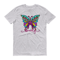 Butterfly Beauty Short Sleeve T-Shirt
