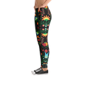 Mexican Flower Leggings