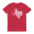 Austin, Texas Short Sleeve T-Shirt (White Graphic)