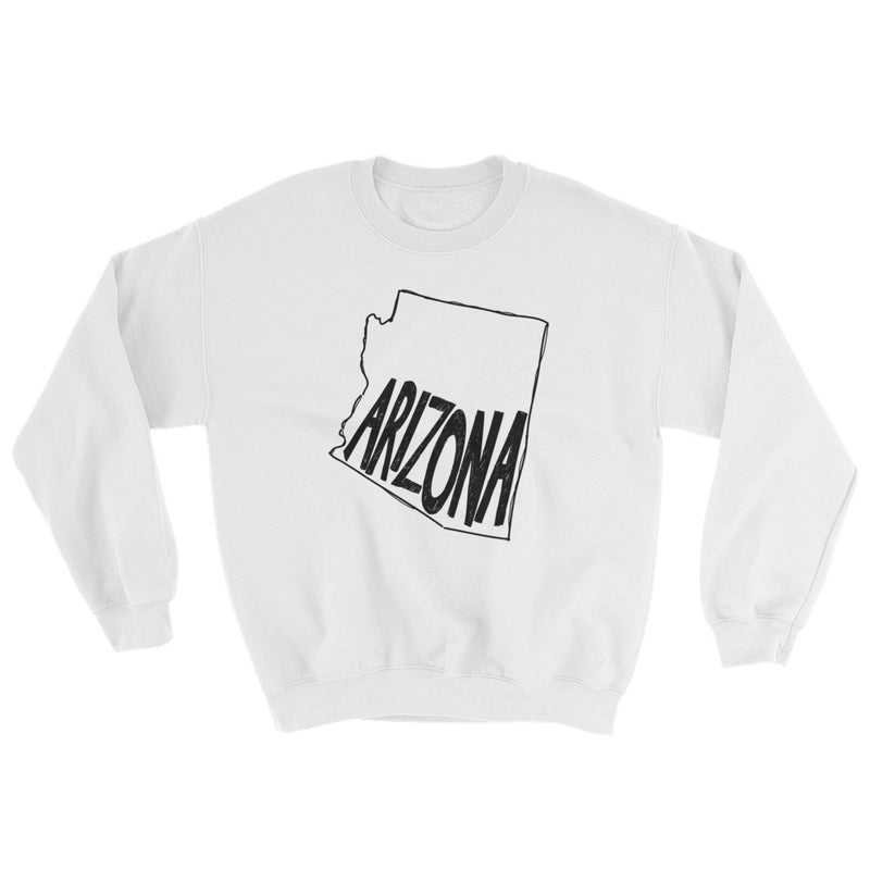 Arizona ( Black Text) Sweatshirt