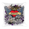 Amor Square Pillow