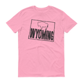 Wyoming Short Sleeve T-Shirt