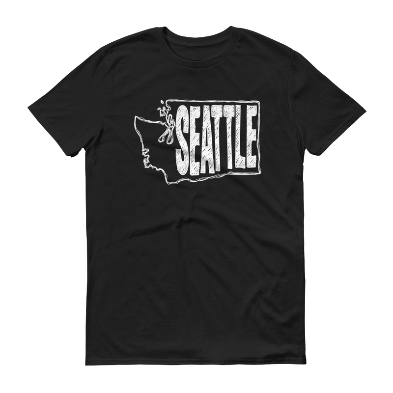 Seattle Short Sleeve T-Shirt