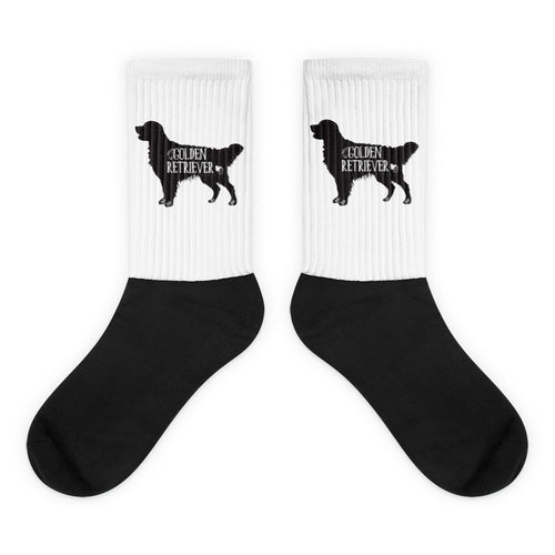 Golden Retriever Socks