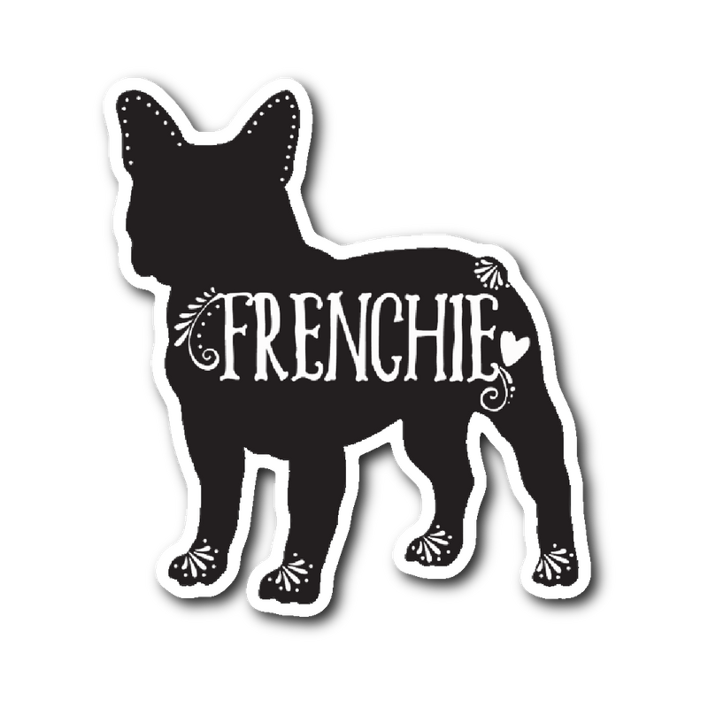 French Bulldog, Frenchie Sticker