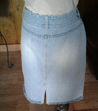 Load image into Gallery viewer, Eclipse denim skirt