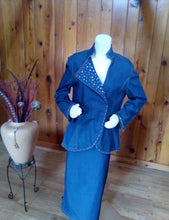 Load image into Gallery viewer, Sunday Best Denim suit