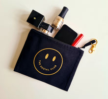 Load image into Gallery viewer, TSC BLACK & GOLD POUCH