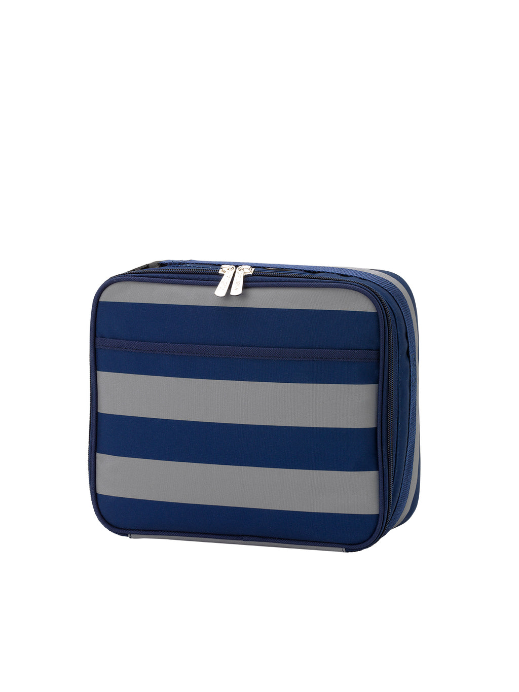 Navy Stripe Lunch Box