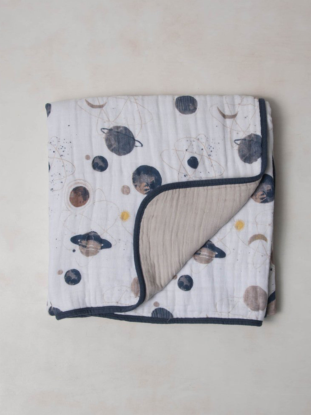 Little Unicorn Planetary Quilt