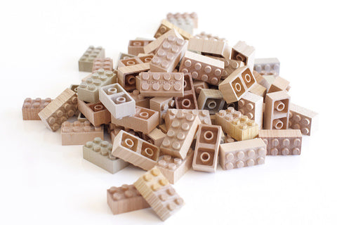 Mokulock Wooden Brick
