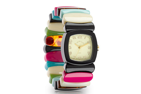 Madison Watch - Black Rainbow