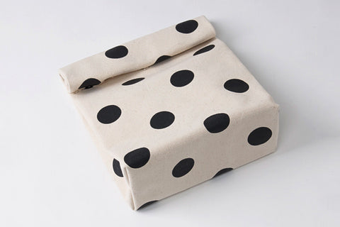 Kamibukuro Bag - Polka Dot
