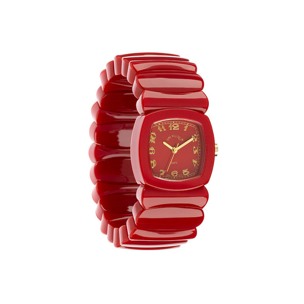 Madison Watch - Red x Red