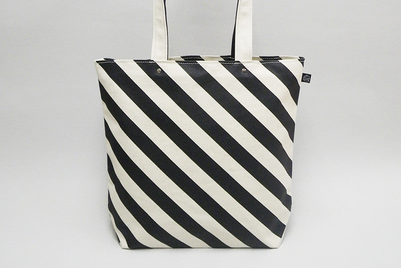 Canvas Tote Bag - Stripe