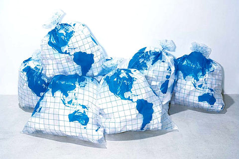 CGB - Earth Rubbish Bags