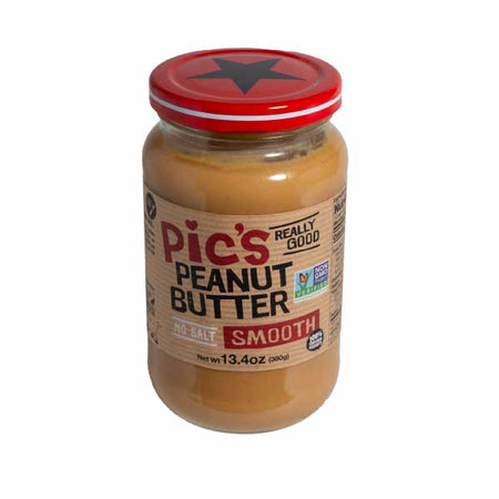 Pic's Peanut Butter Smooth No Salt