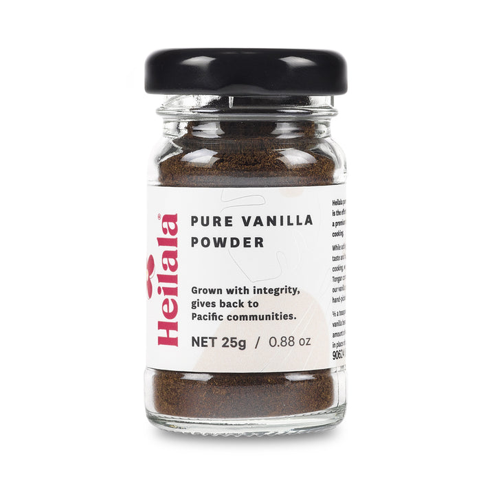 Heilala Pure Vanilla Powder