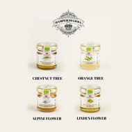 Brezzo Organic Honey Collection 35g