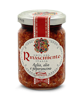Crushed Chilli & Perperoncino