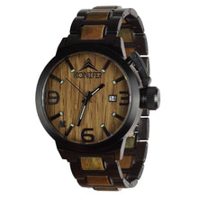 Upload image to gallery, Karbon Black Matte Stainless + Green Sandalwood