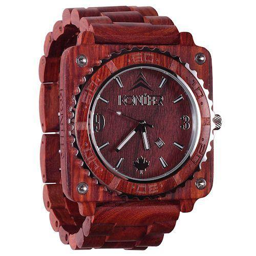 Adirondack Acajou - Konifer Watch
