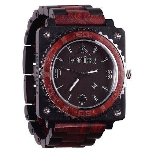 Adirondack Ruby - Konifer Watch