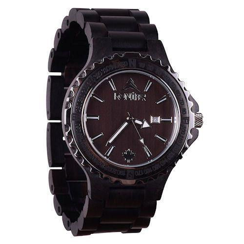 Navigator Black - Konifer Watch