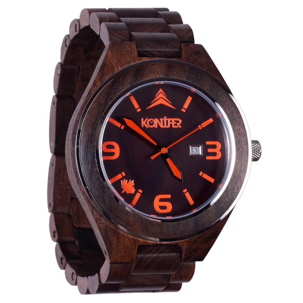 Sequoia Chocolat - Konifer Watch