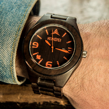 Charger l'image dans la galerie, Sequoia Chocolat - Konifer Watch