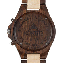 Upload image to gallery, Krono - Konifer Watch