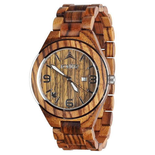 Sequoia Zebra - Konifer Watch